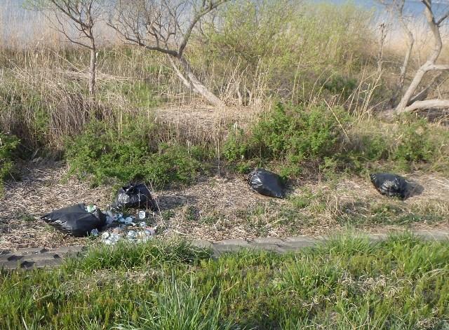 その049 霞ヶ浦から始まった釣り人によるゴミ拾い。