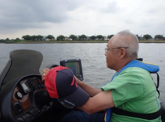 その057 ボートでのバスフィッシングは楽しい!