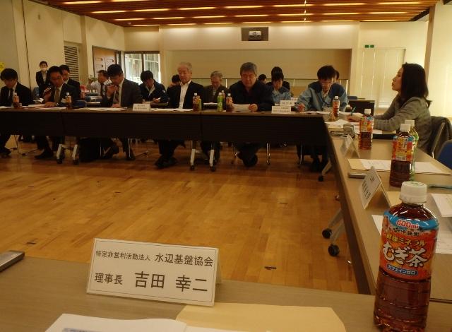 その812 霞ヶ浦自然再生協議会