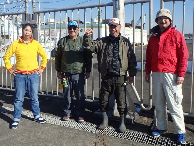 その991 土浦新港の水中Clean Up